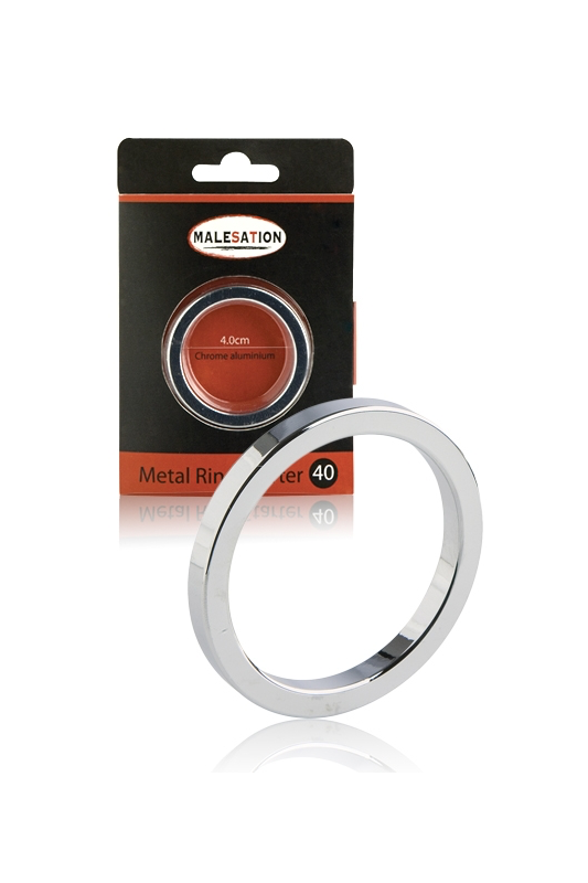 Cockring Metal Ring Starter - Malesation