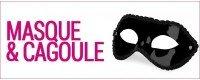 Cagoules et Masques - Achat d'accessoires fetish en Ligne - MyLibido